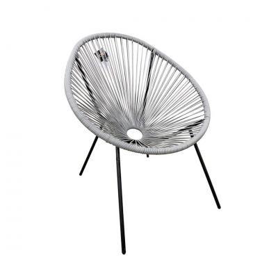 Modern szék, szürke - SAO PAULO